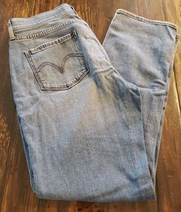 Levi's perfect waist jeans